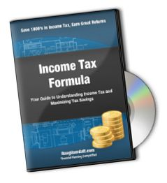 Income Tax Formula - Income Tax Training