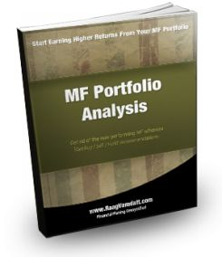 Mutual Fund (MF) Portfolio Analysis Service
