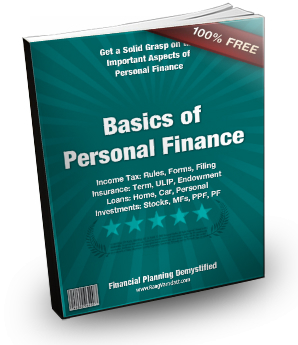 Basics Of Personal Finance Email Course