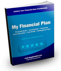 My Financial Plan - Financial Planning Service