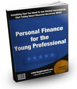 E Book - Personal Finance for the Young Professional